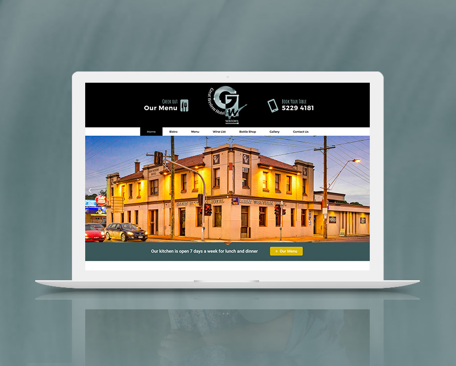 great-western-hotel-website-design