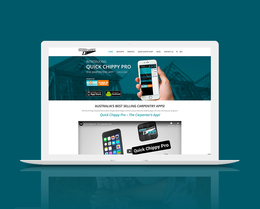 quickchippy-website-design
