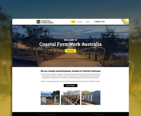 Coastal-Formwork-Australia-Website-Design-Geelong