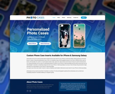 Photocases-Website-Design-Geelong
